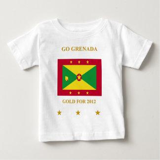 Olympia 2012 baby t-shirt