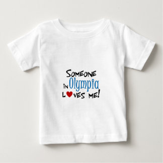 Olympia-Liebe Baby T-shirt