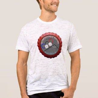 Olympidoodle schmutziges Laufen T-Shirt