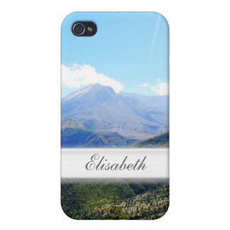 Olympischer Nationalpark, Seattle, USA iPhone 4 Case