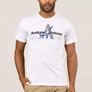 """OM"" angepasstes T-Stück Logos T-Shirt"