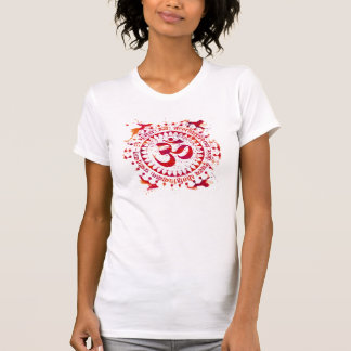 OM aufgehobenes redu T-Shirt