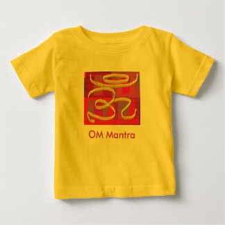 OM-Beschwörungsformel Baby T-shirt