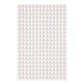 OM-Beschwörungsformel entwirft Muster 2016 Briefpapier
