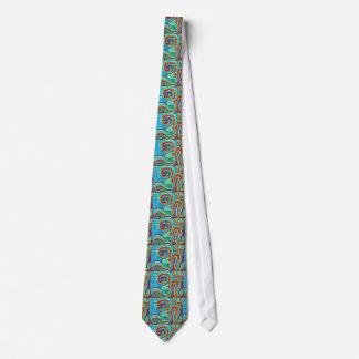 OM-BESCHWÖRUNGSFORMEL Unendlichkeit - Anzeige Personalisierte Krawatte