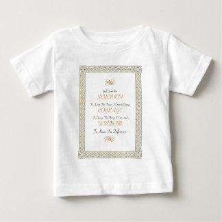 OM Bill W SERENITY Gebet Baby T-shirt