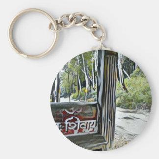 OM Namah Shivay Schlüsselanhänger