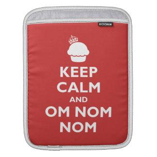 OM Nom Nom iPad Sleeves