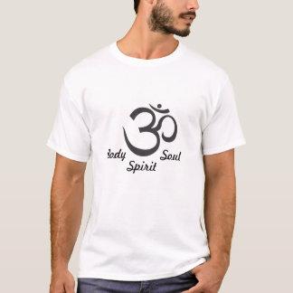 Om-Symbol-Yoga-T - Shirt