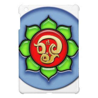 OM (Tamil) rot, grün, blau iPad Mini Hülle