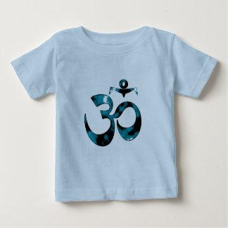OM-Tarnung - Baby-Yoga-Kleidung Baby T-shirt