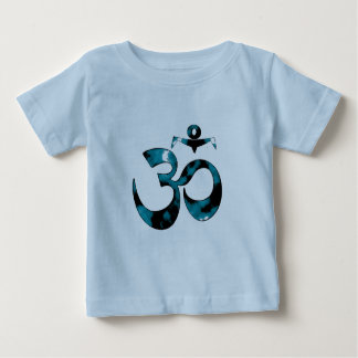 OM-Tarnung - Baby-Yoga-Kleidung T-Shirts
