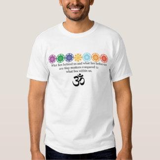 OM-Yoga-T-Stück T-Shirts