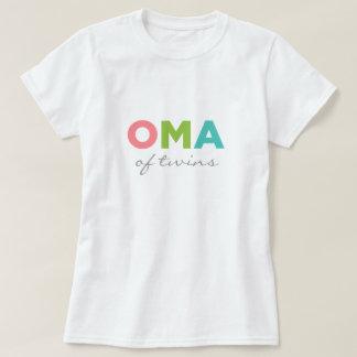 Oma der Zwillinge T-Shirt