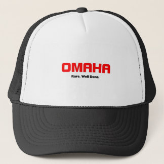 Omaha, Nebraska Truckerkappe