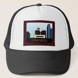 Omaha-Skyline Truckerkappe