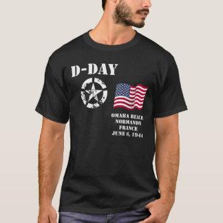 Omaha-Strand, Normandie-T - Shirt