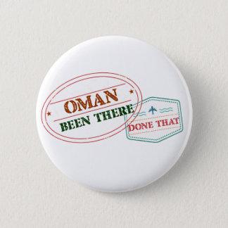 Oman dort getan dem runder button 5,7 cm
