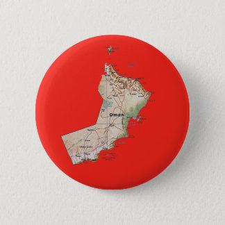 Oman-Karten-Knopf Runder Button 5,7 Cm
