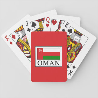 Oman Spielkarten