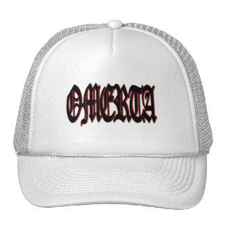 OMERTA Hut Mütze