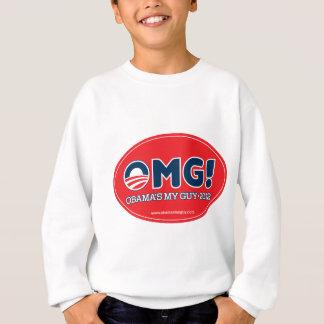 OMG 2012--Obamas mein Typ 2012 Sweatshirt
