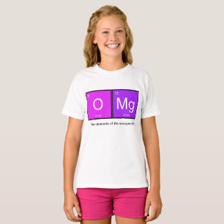 OMg! Die Elemente vom unerwarteten - Shirt V2