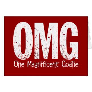 OMG: Ein ausgezeichneter Tormann Karten