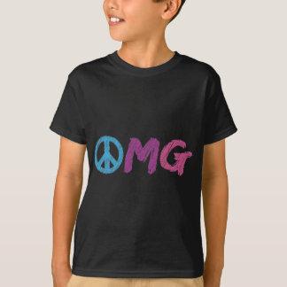 omg Friedenszeichen T-Shirt