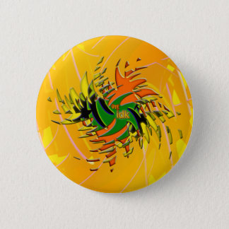 OMG! idk Runder Button 5,7 Cm
