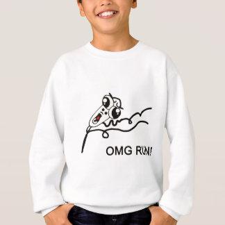 OMG Lauf! - meme Sweatshirt