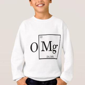 OMG - Magnesium - Magnesium - Periodensystem Sweatshirt