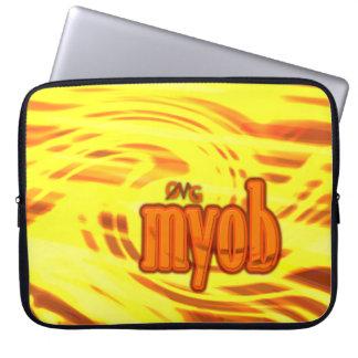 OMG! myob Laptopschutzhülle