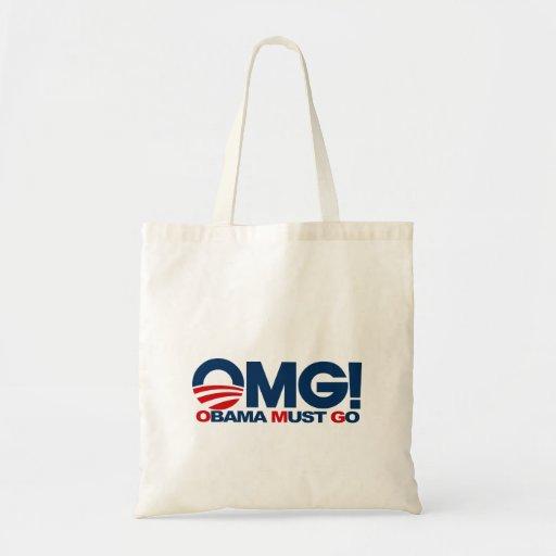 OMG! Obama muss gehen Taschen