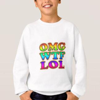 OMG Regenbogen Sweatshirt