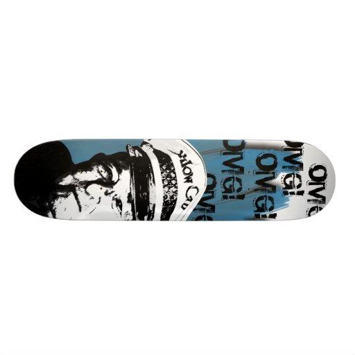 OMG! Skateboard Skateboard Brett