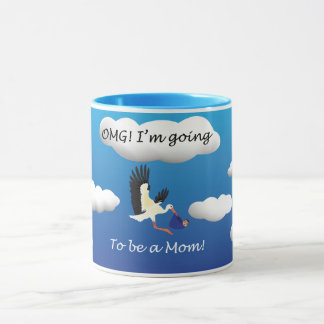 OMG werde ich eine Mamma Tasse sein