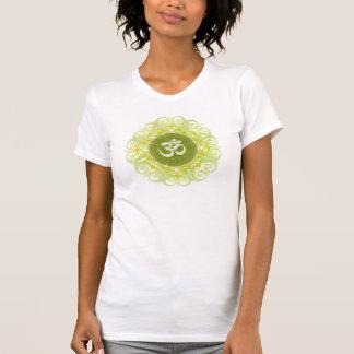OMmandala-Damen zerstörten T - Shirt
