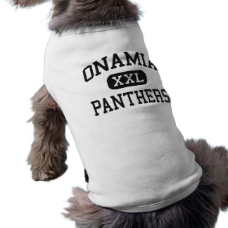 Onamia - Panther - Highschool - Onamia Minnesota Shirt