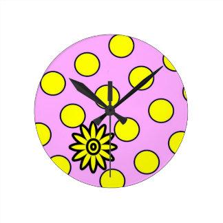one Flower Uhren