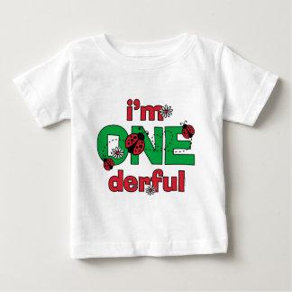 ONEderful Marienkäfer-1. Geburtstag Shirt
