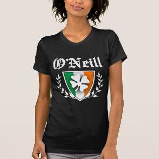 O'Neill-Familien-Kleeblatt-Wappen T-Shirt