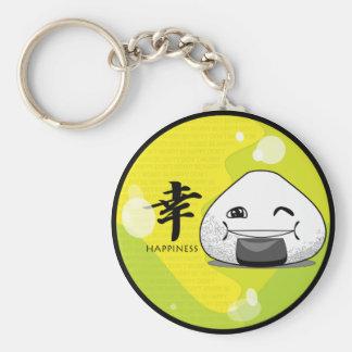 Onichibi - glücklich! schlüsselanhänger