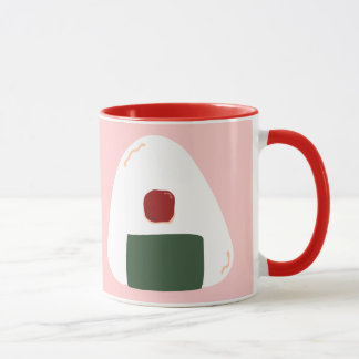 """Onigiri ♥"" ~Pink ver.~ Kaffee-Tasse Tasse"