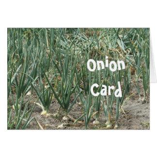 OnionCard Karte