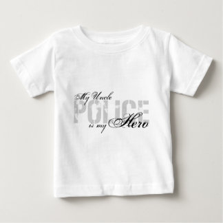 Onkel Is My Hero - POLIZEI Baby T-shirt