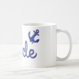 Onkel mit Anker Kaffeetasse