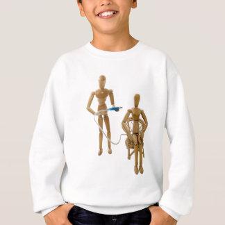 OnlineDating050809 Sweatshirt