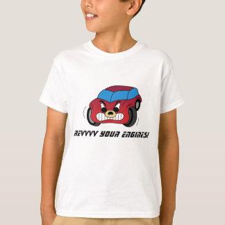 Onomatopoeiawort rev T-Shirt