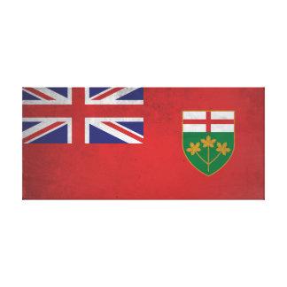 Ontario Leinwanddruck